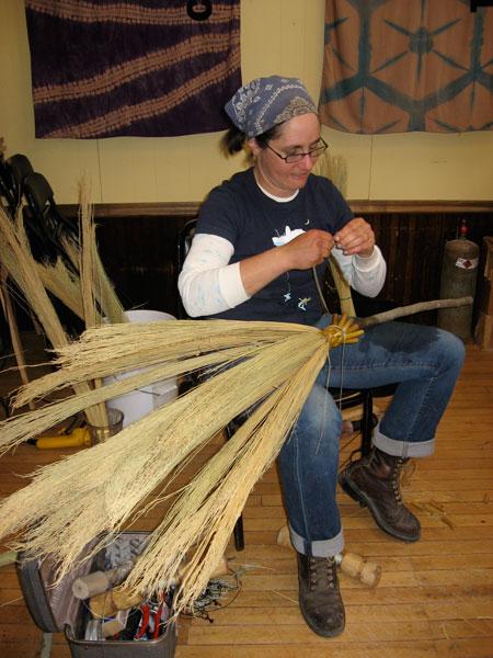 broom-making