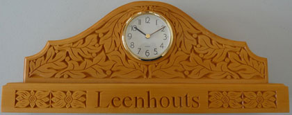 chip-carving-mantle-clock