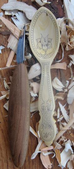 kolrosed-spoon