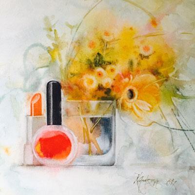 Still Life - Katia Andreeva