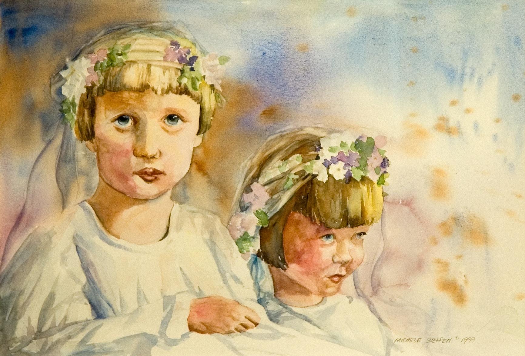 Watercolor Michele Steffen