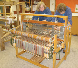 Weaving Studio