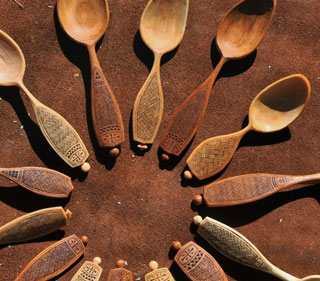 Spoon Gathering